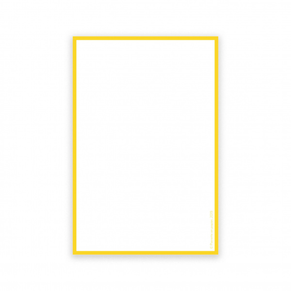 Pierrette en Papier - Carte Arc-sans-ciel