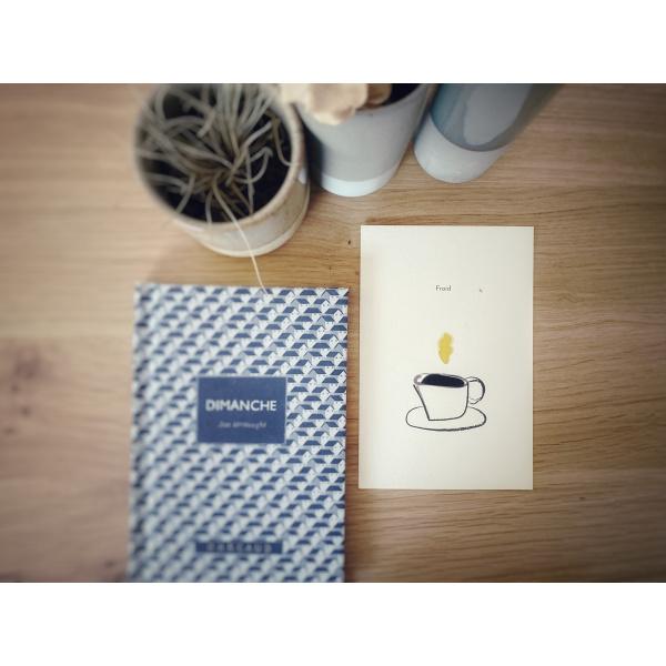 Pierrette en Papier - Carte Froid