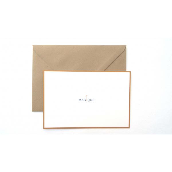 Pierrette en Papier - Carte Magique