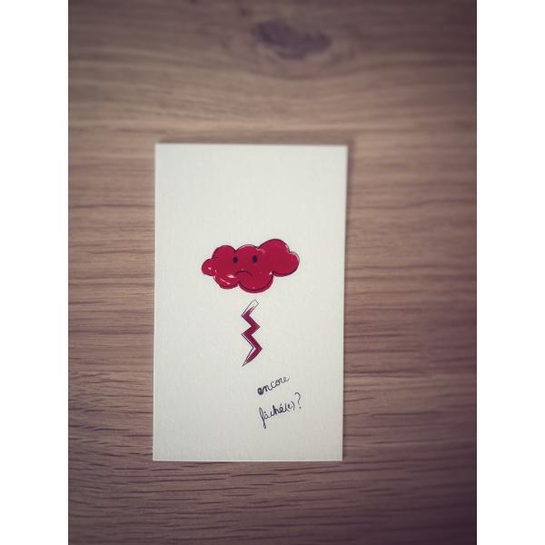 Pierrette en Papier - ¿Sigues enfadado/a?