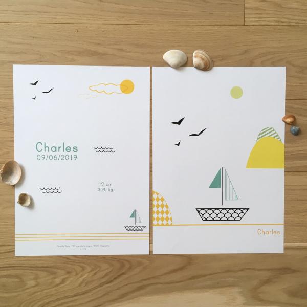 Pierrette en Papier - Le Petit Bateau 3
