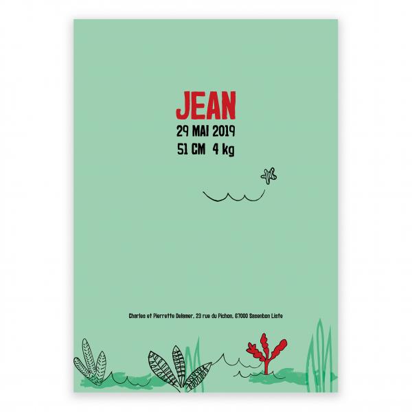 Pierrette en Papier - Le Petit Crabe rouge 4