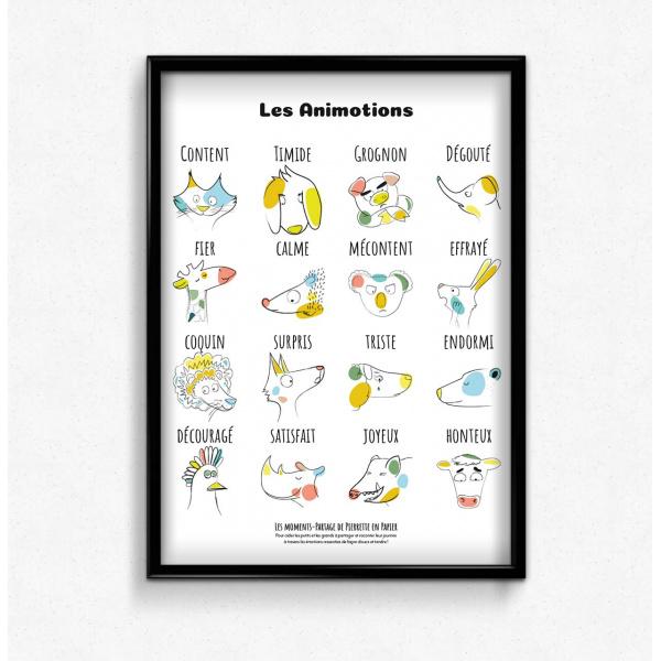 Pierrette en Papier - Les Animotions