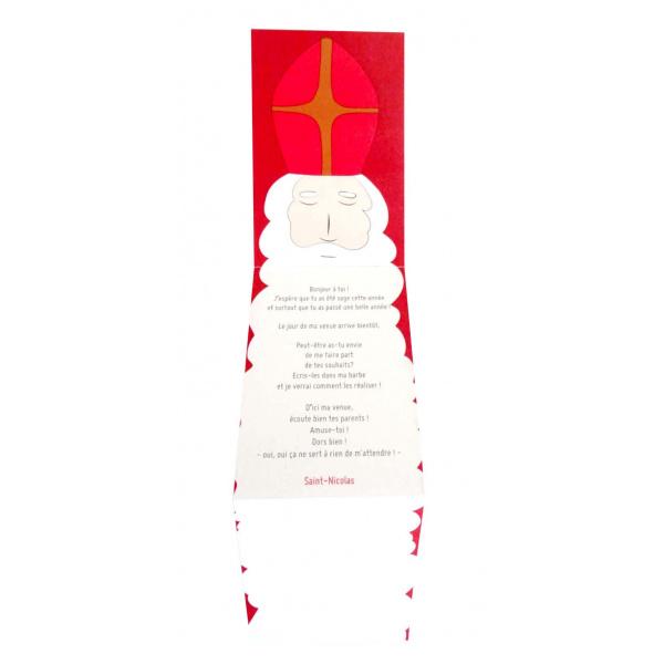 Pierrette en Papier - Liste à Saint-Nicolas