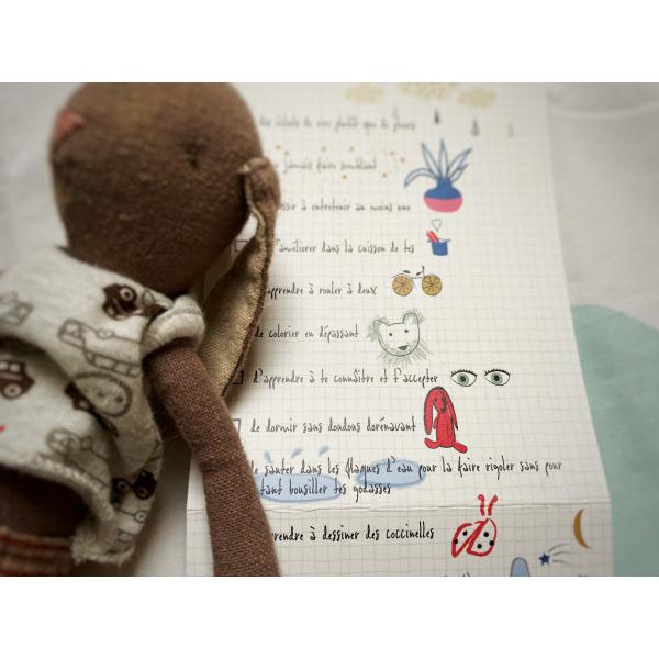Pierrette en Papier - Liste des souhaits