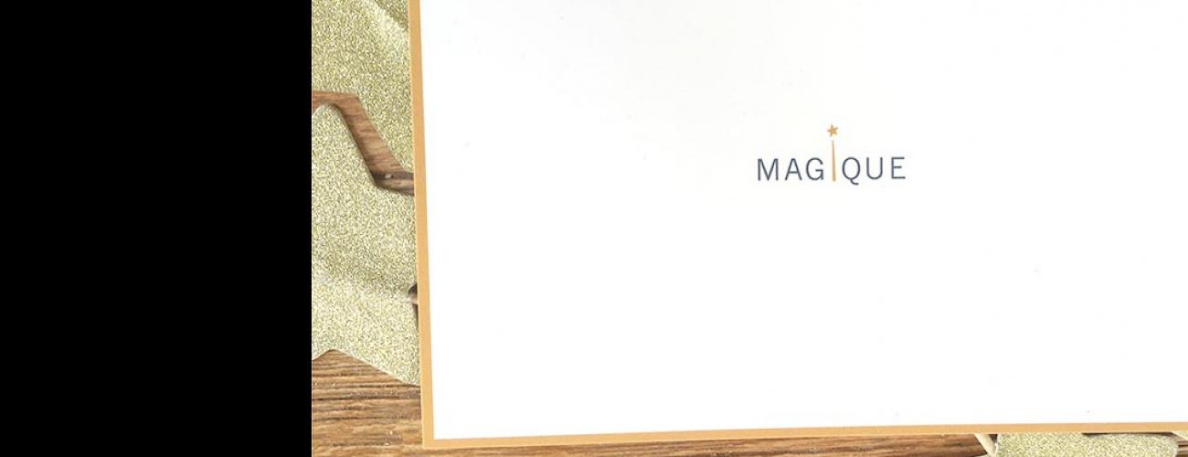 Pierrette en Papier | carte magique