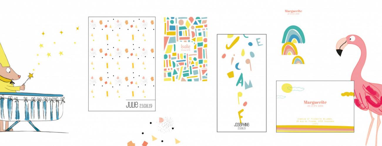 Pierrette en Papier | Collection été 2019 - Reve ta vie en couleurs